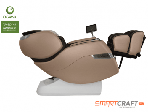 Массажное кресло Ogawa Smart Craft Pro OG7208 Шоколад